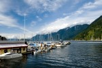 Bootshafen in der Horseshoe Bay, West Vancouver