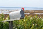 Mailbox in Maces Bay