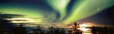 Northwest Territories - Nordlichter