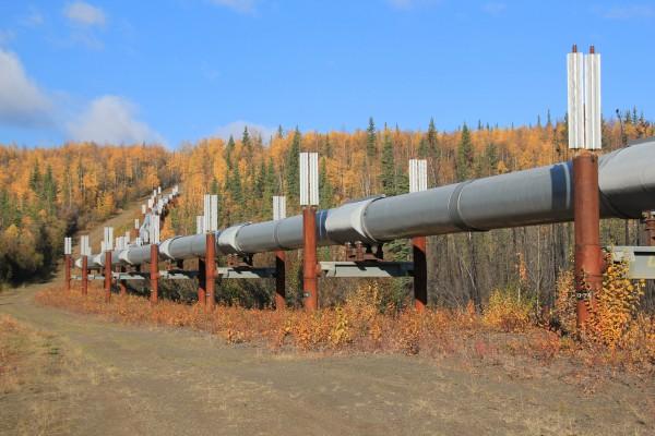 Trans Alaska Oil Pipeline, Alaska