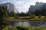 Yosemite Valley mit El Capitan