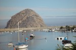 Morro Rock in der Morro Bay