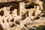 The Cliff Palace im Mesa Verde Nationalpark