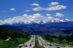 Highway 70 ab Denver