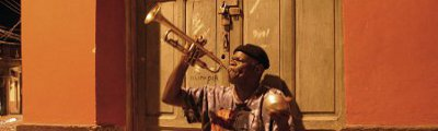 Deep South Staaten - Trompetenspieler
