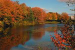 Indian Summer in Massachusetts