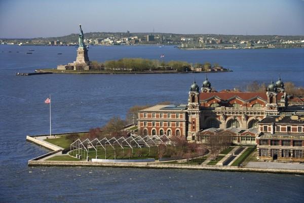 Ellis Island, New York State