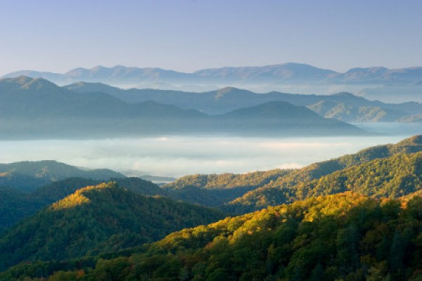 Great Smoky National Park, Tennessee