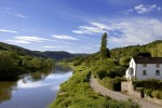 Wye Valley, Monmouthshire in Wales